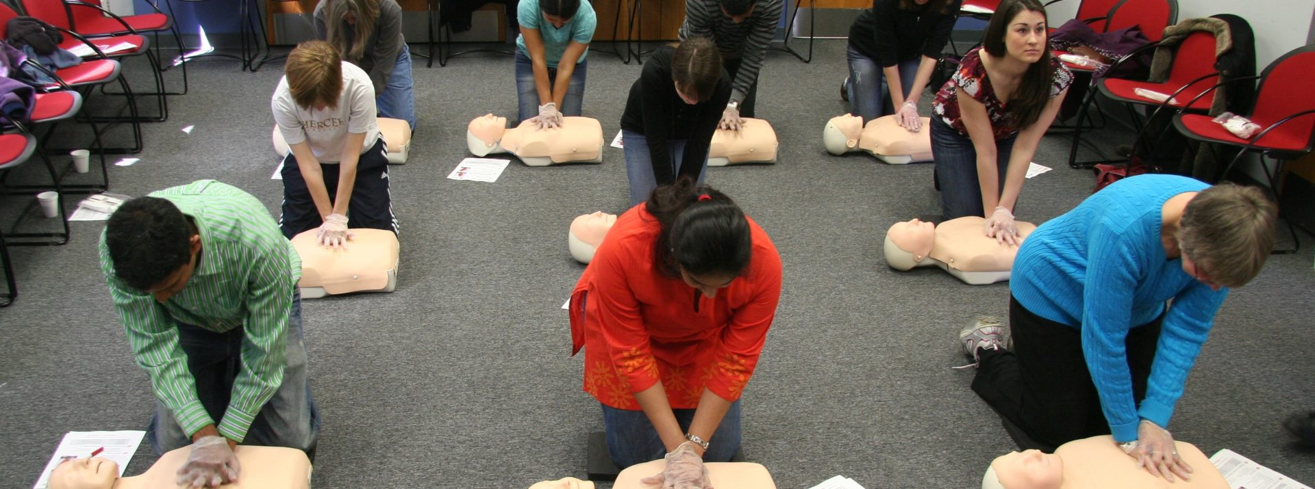 We are a unique CPR Training facility